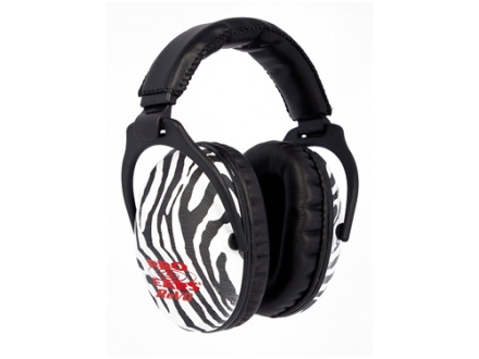 Pro Ears ReVO Earmuffs (NRR 26 dB) Zebra