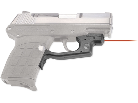 Crimson Trace Laserguard Kel-Tec PF9 Polymer Black