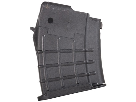 ProMag Magazine AK-47 7.62x39mm Russian 5-Round Polymer Black