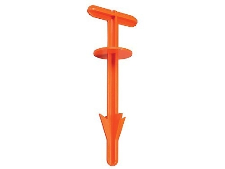 Hunter's Specialties Butt Out 2 Big Game Dressing Tool Polymer Orange