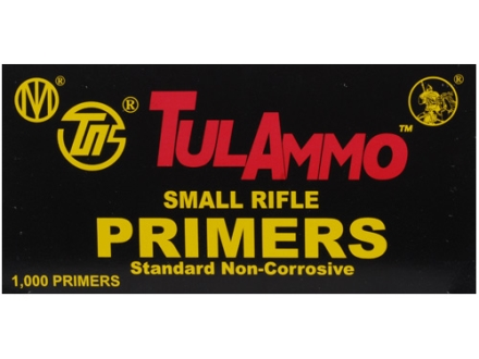 TulAmmo Small Rifle Primers