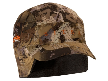 Sitka Gear Hudson Waterproof Insulated Hat Polyester Gore Optifade Waterfowl Camo