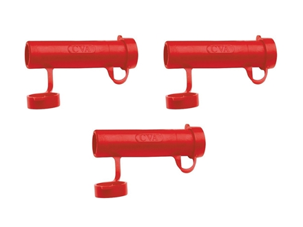 CVA Rapid Loader 54 Caliber Polymer Red