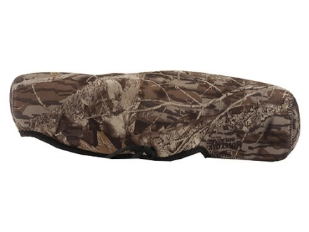 CrossTac Spotting Scope Cover Medium Straight Body Neoprene Reversible Black, Mossy Oak Break-Up Camo
