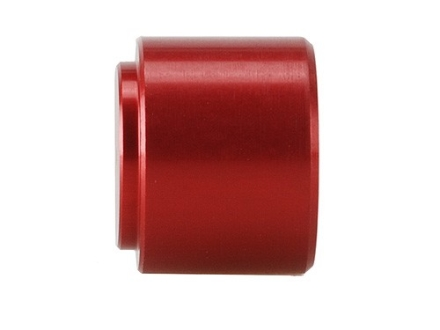 Dave&#39;s Metal Works Magazine Follower 12 Gauge Aluminum Red