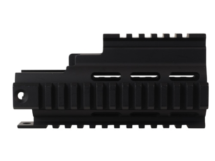 FNH Tactical Quad Rail Forend Extension FN SCAR Aluminum Black