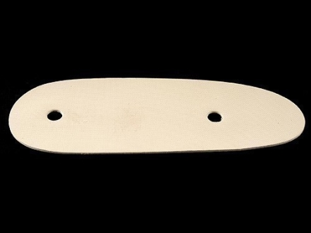 Pachmayr Recoil Pad Spacer 1/16&quot; White