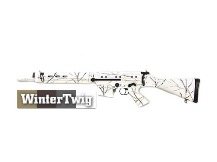 Lauer WinterTwig Camo Template Only