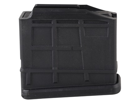 Ruger Magazine Ruger Gunsite Scout 308 Winchester 5-Round Polymer Black
