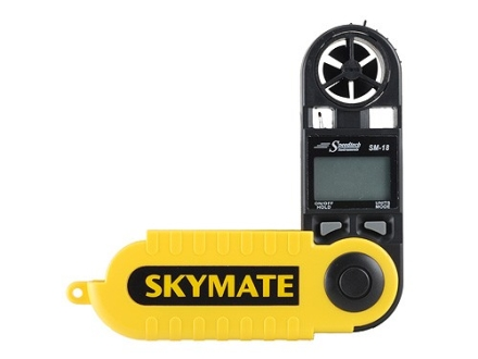 WeatherHawk Skymate Electronic Hand Held Wind Meter