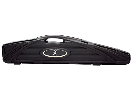 Browning Mirage Single Rifle Gun Case 54&quot; with Zerust Polymer Black