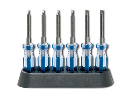 Bald Eagle Gunsmithing Screwdriver Set 6-Piece Steel