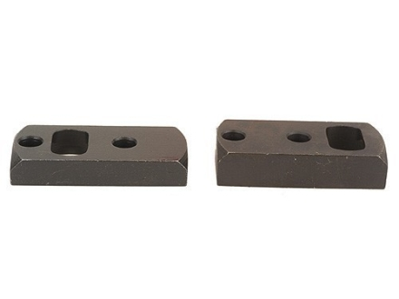 Redfield 2-Piece Dual-Dovetail Scope Base Remington 700, Howa 1500, Weatherby Vanguard Matte