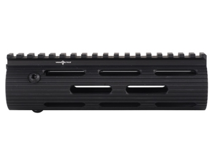 Troy Industries 7.2&quot; VTAC Alpha Battle Rail Modular Free Float Handguard AR-15 Black