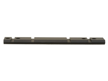 Warne Maxima 1-Piece Aluminum Weaver-Style Scope Base Browning BAR Matte