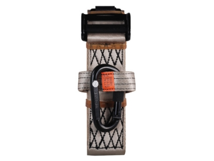 ScentBlocker Tree Spider Tree Strap Nylon Gray Pack of 3