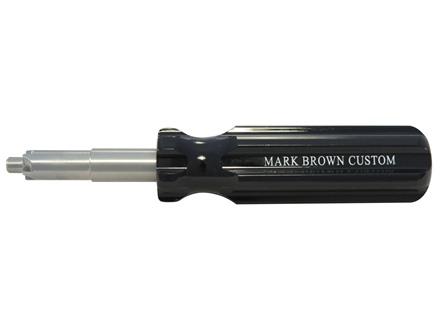 Mark Brown Custom AR-15 Bolt Carrier Carbon Gun Cleaning Scraper