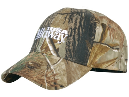 MidwayUSA Cap Cotton Realtree AP Camo