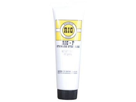 RIG+P Stainless Steel Gun Lubricant 1-1/2 oz Tube