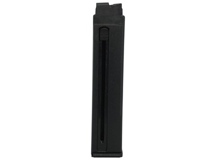 Uzi Magazine Uzi 22 Long Rifle 20-Round Polymer