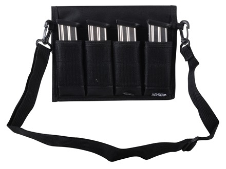 MidwayUSA 4 Magazine Pouch Double Stack Pistol