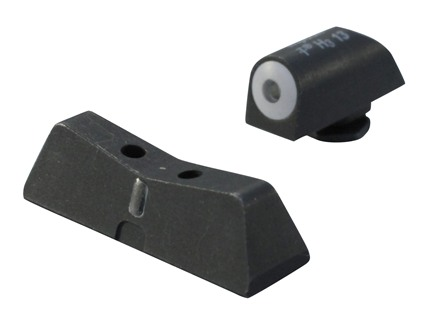 XS 24/7 Express Sight Set Glock 17, 19, 22, 23, 24, 26, 27, 31, 32, 33, 34, 35, 36 Steel Tritium Big Dot