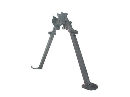 John Masen M2 M1A Bipod Gas Cylinder Mount 12&quot; to 16&quot; Black