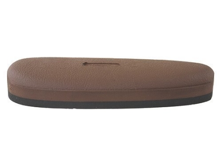 "Pachmayr 752B Old English Recoil Pad Grind to Fit Leather Texture .8"" Large Brown"