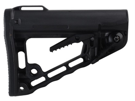 Safariland SuperStoc Buttstock Collapsible AR-15, LR-308 Synthetic