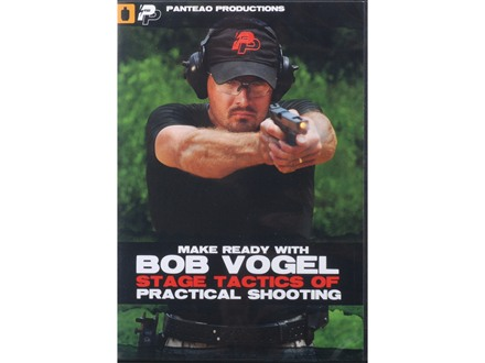 Panteao Make Ready with Bob Vogel: Stage Tactics of Practical Shooting DVD