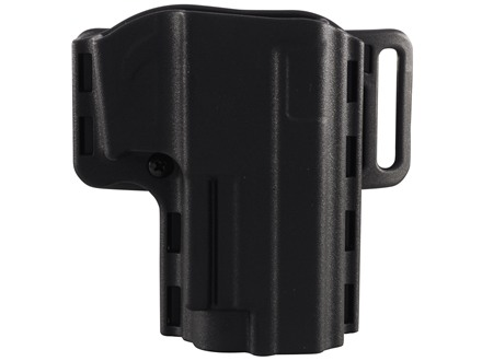 Uncle Mike&#39;s Reflex IRT Holster Right Hand Sig Sauer P220, P226 Polymer Black