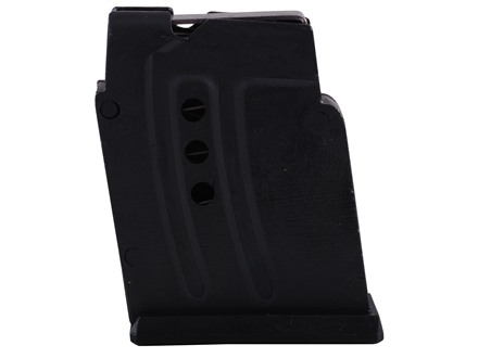 CZ Magazine CZ 452 17 Hornady Mach 2 (HM2), 22 Long Rifle 5-Round Steel Blue