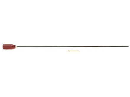 "Dewey 1-Piece Cleaning Rod 27 to 45 Caliber 25"" Stainless Steel 8 x 32 Female Thread"