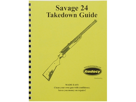 Radocy Takedown Guide &quot;Savage 24&quot;