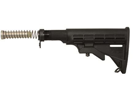 TAPCO Intrafuse T6 Buttstock Assembly 6-Position Collapsible AR-15 Carbine Synthetic