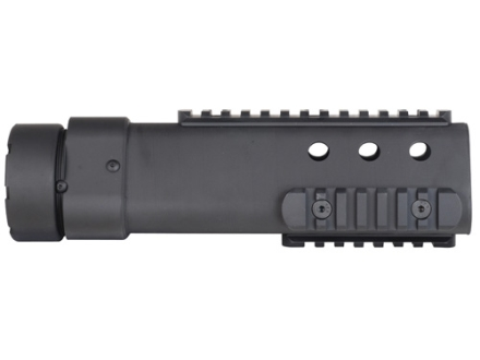 PRI Gen III Delta Free Float Tube Handguard Quad Rail AR-15 Carbon Fiber