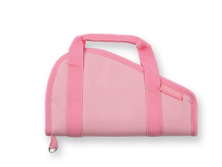 Bulldog Pistol Rug Gun Case 12&quot; x 6&quot; Nylon Pink