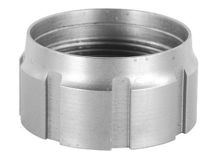 Savage Arms Large Shank Barrel Lock Nut 10, 110 Series Stainless Steel