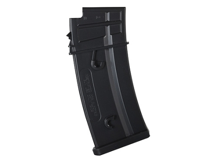 H&K G36C Airsoft Rifle Magazine Polymer Black
