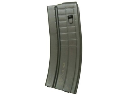 PRI Magazine AR-15 6.8mm Remington SPC 25-Round Steel Black