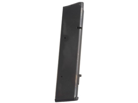 Wilson Combat Magazine with Base Pad 1911 Government, Commander 45 ACP 10-Round Black