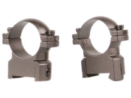 "Leupold 1"" Ring Mounts CZ 550 Matte Medium"