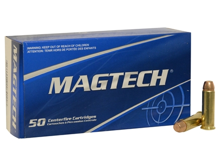 Magtech Sport Ammunition 38 Special 125 Grain Full Metal Jacket Box of 50