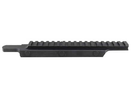 "EGW Picatinny-Style 20 MOA Elevated 3"" Extended Riser Mount AR-15 Flat-Top Matte"
