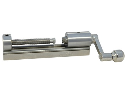 L.E. Wilson Case Trimmer Stainless Steel
