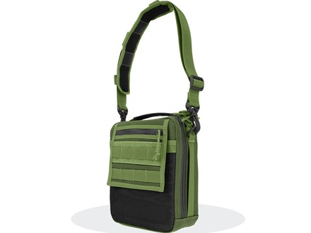 Maxpedition Aggressor Tactical Attache Nylon Olive Drab Green