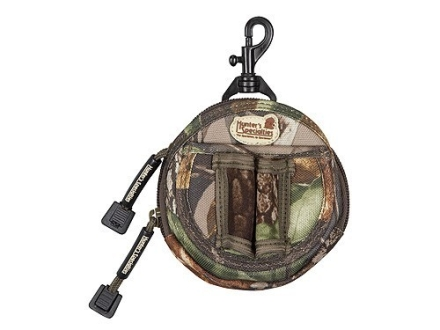H.S. Strut Twin Pan Pot Call Holster Polyester Realtree Hardwoods Camo