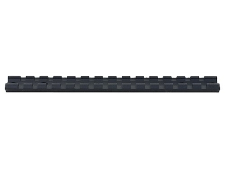 Weaver 1-Piece Multi Slot Tactical Weaver-Style Base for Savage 10 Series Short Action Round Rear Matte