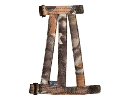 Vista Ultra-Lite Vented Arm Guard Polyester Camo