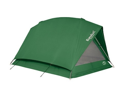 Eureka Timberline Four 4 Man A-Frame Tent 86&quot; x 105&quot; x 58&quot; Polyester Green and Gray